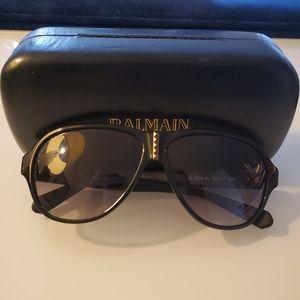 Balmain Solaire Collection Sunglasses
